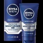 NIVEA MEN Protect & Care Protective Moisturiser SPF15 75ml