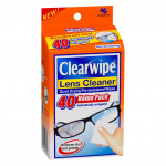 Clearwipe Lens Cleaner Value Pack 40