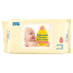 Johnson's Baby Skincare Wipes Ultra Sensitive Fragrance Free 80