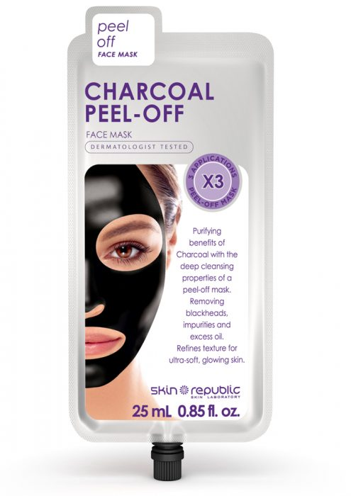 Skin Republic Charcoal Peel Off Face Mask National Pharmacies