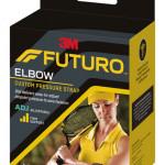Futuro Custom Dial Tennis Elbow Strap front
