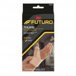 Futuro Deluxe Thumb Stabiliser Beige S-M front