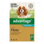 Advantage Aqua Dog Medium 6