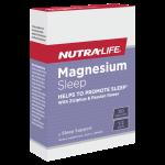 Nutra-Life Magnesium Sleep 30 capsules front
