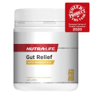 Nutra-Life Gut Relief 180g oral powder front 1