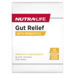 Nutra-Life Gut Relief with Prebiotics 14 Sachets front 1