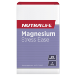 Nutra-Life Magnesium Stress Ease 30 capsules front