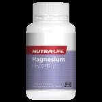 Nutra-Life Magnesium Hi-Zorb 60 capsules front