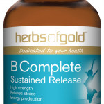 Herbs of Gold B Sustained Release 60 Tablets front