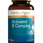 Herbs of Gold Activated B Complex front