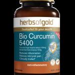 Herbs of Gold Bio Curcumin 5400 front