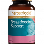Herbs of Gold Breastfeeding Support 60 Tablets front
