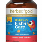 Herbs of Gold Children's Fish-i Care Ftront