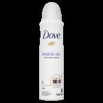 Dove Women Antiperspirant Aerosol Deodorant Invisible Dry Anti White Marks 169ml