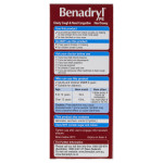 Benadryl Pe Chesty Cough & Nasal Congestion Non Drowsy Berry Flavour 200mL BACK