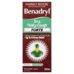Benadryl Dry Tickly Cough Forte Liquid