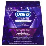 Oral-B 3D White Luxe Advance Seal 14 Whitening Treatments front