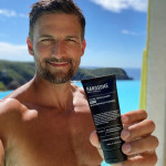 Handsome Men's SkincareFacial Moisturiser SPF15100ml model