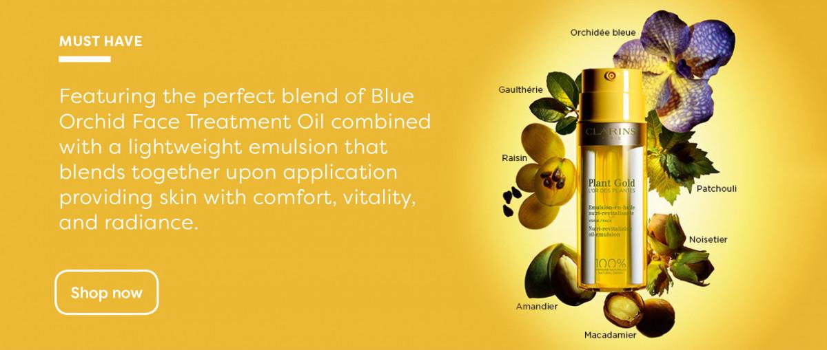 Clarins Plant Gold L'OR DES PLANTES